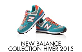 Chaussures New Balance hiver 2015
