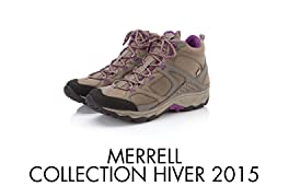 Chaussures Merrell hiver 2015