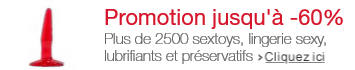 Sextoys en promotion