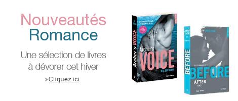 Nouveautés Romance ebook et livres
