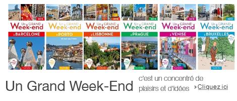 Un Grand Week-End, c'est un concentré de plaisirs et d'idées