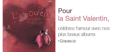 Pour la Saint Valentin, célébrez l'amour avec nos plus beaux albums