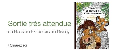 Bestiaire extraordinaire Disney