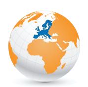Vendez facilement à travers toute l'Europe