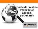 Guide de cration dexpdition Expdi par Amazon