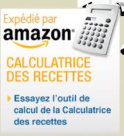 Calculatrice des recettes