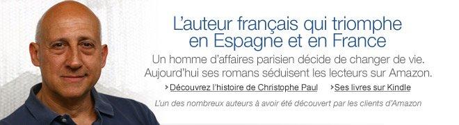 L'auteur fran�ais qui triomphe en Espagne et en France