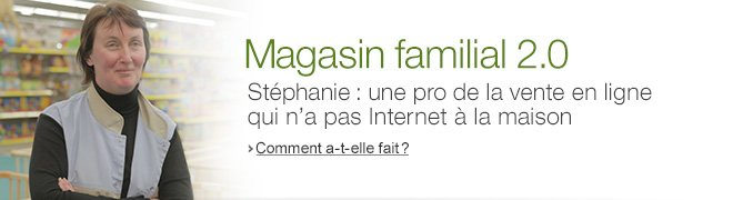 Magasin familial 2.0