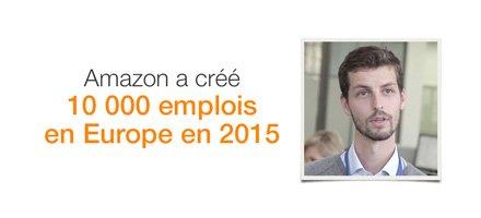 10 000 emplois
