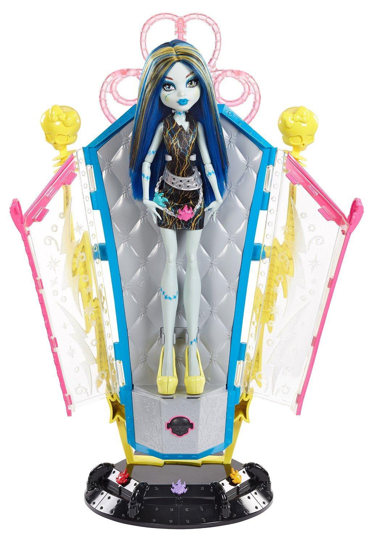Monster high bjr46 accessoire pour poup e playset frankie transformator jeux - Accessoire monster high pour chambre ...