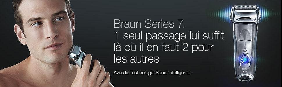 Braun Series 7 750cc-6 Rasoir électrique à grille