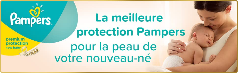 Couche pampers new baby taille 1 - Prix couches pampers leclerc ...