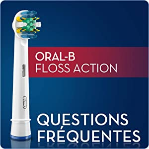 Oral-B - Brossettes - EB25 x 3 - Floss Action