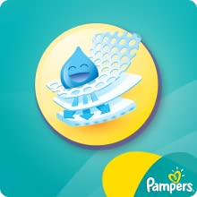 Couches Pampers New Baby Premium Protection