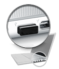Nano-récepteur USB ultra-discret