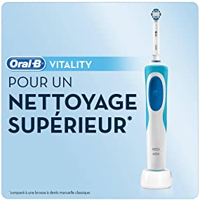 Brosse à dents électrique Oral-B vitality