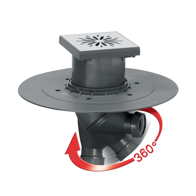 30717664 Express'eau Caniveau pour Douche 800 mm: Bricolage