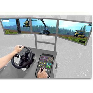 volant farming simulator p dalier panneau de commandes farming simulator 15 dition gold. Black Bedroom Furniture Sets. Home Design Ideas