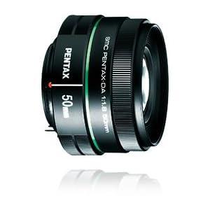 Objectif SMC DA 50 mm F/1.8 AL