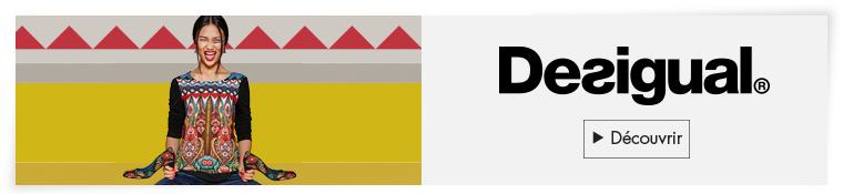 Bannière Desigual Automne-Hiver 2015