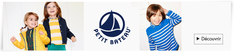 Bannière petit bateau