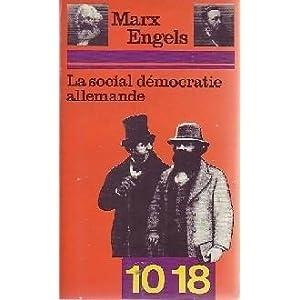 La social-démocratie allemande par Engels