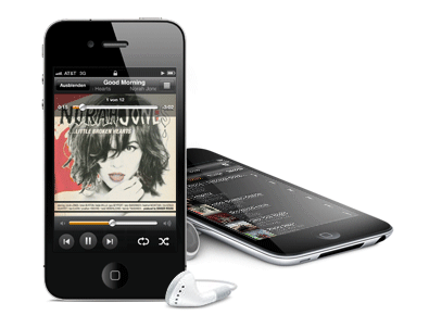 Application Amazon MP3 pour iPhone et iPod Touch