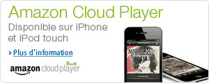 Cloud Player disponible pour iPhone et iPod Touch