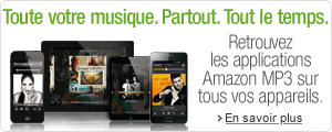 Amazon MP3 Application
