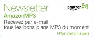 Newsletter Amazon MP3