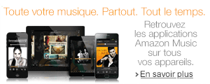 Votre biblioth�que Amazon Music