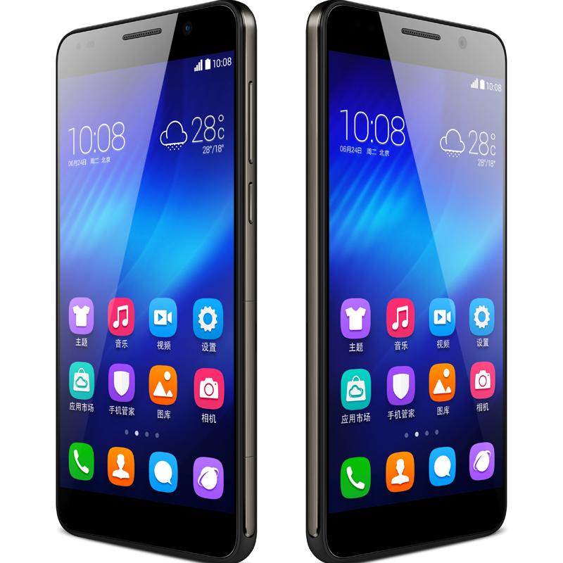 Honor 6 Découvrez le nouveau smartphone 4G+ #SoyezAudacieux