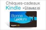 Chèques-cadeaux Kindle