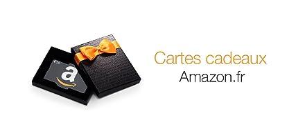 Faites plaisir à vos proches avec les chèques-cadeaux Amazon.fr