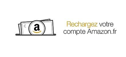 Rechargez votre compte Amazon.fr