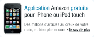 Application Amazon pour iPhone ou iPod touch