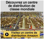Découvrez un centre de distribution de classe mondiale