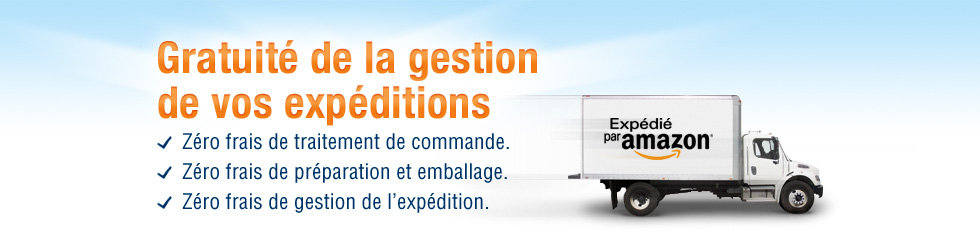 Gratuit de la gestion de vos expditions