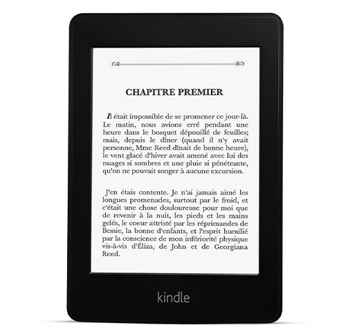 Liseuse Kindle Paperwhite 3G