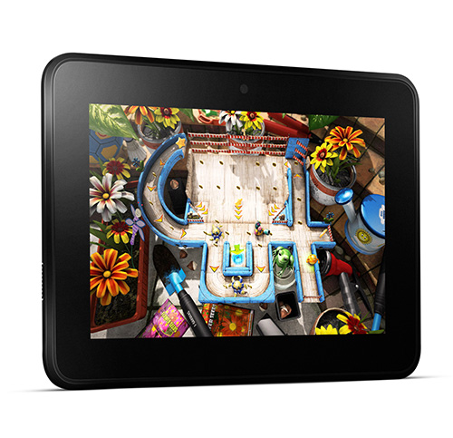 Kindle Fire HD : jeux