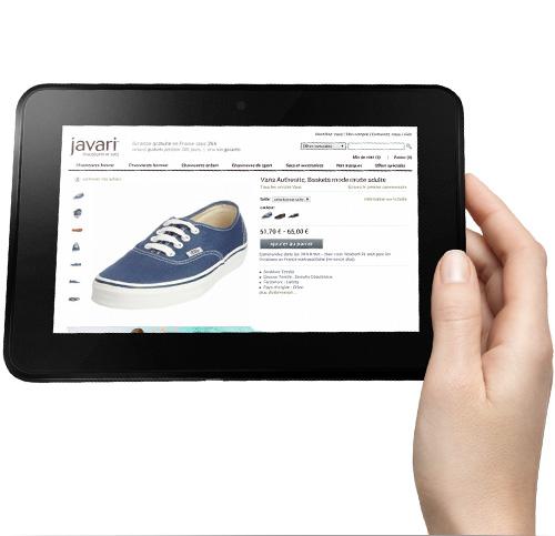 Kindle Fire HD : navigation web