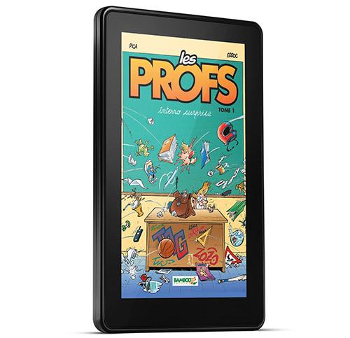 Kindle Fire : le contenu pr�f�r� des enfants