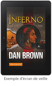 Kindle Fire HD: example sponsored screensavers