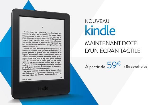 Nouveau Kindle