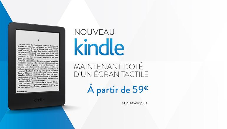 Nouveau: Kindle