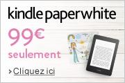 Promotion F�te des M�res avec Kindle Paperwhite