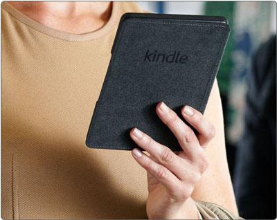 Protégez Kindle Touch lors de vos déplacements