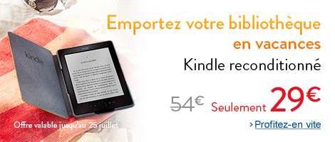 -40� sur les tablette Kindle Fire HD