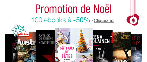 Surprise Kindle : plus de 100 ebooks � -50%