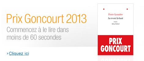 Prix Goncourt 2013
